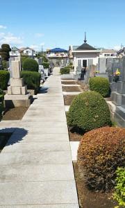 妙祐寺 一般墓地 墓石 霊園 お墓 石碑