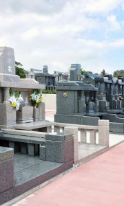 墓地 お墓 石材 墓石 八重瀬 霊園