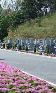 お墓 墓 墓地 石材 墓石 花
