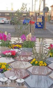 草加ガーデニング型樹木葬「アルヴェアージュ] 霊園 墓地 樹木葬 草木 花 石材 お墓