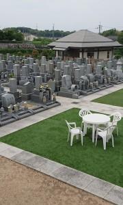 山田川霊園 霊園 墓地 墓石 石材 芝生
