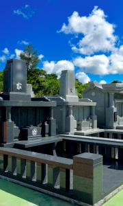 墓地 お墓 霊園 石材 墓石 名護 やんばるメモリアルパーク