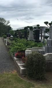 公営墓地 市営霊園 お墓 墓石